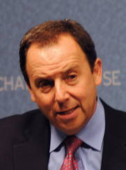 Author photo. Ron Suskind. Photo courtesy Chatham House.