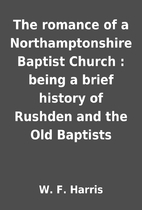 The romance of a Northamptonshire Baptist…