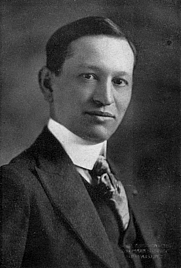Author photo. Image from <b><i>American Indian Freemasonry</i></b> (1919) by Arthur Caswell Parker