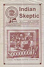 Indian Skeptic Vol. 16 No. 04, 15-08-2003 by…