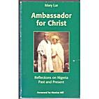 Ambassador for Christ: Mary Lar's…