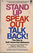 Stand Up, Speak Out, Talk Back! by Robert E.…