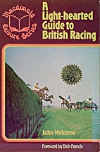 A light-hearted guide to British racing…