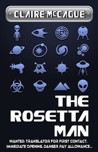 The Rosetta Man by Claire McCague
