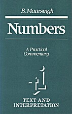 Numbers : a practical commentary by B.…