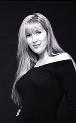 Author photo. Photograph by Jeff Hyman
