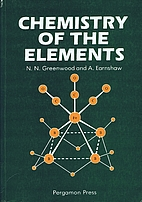 Chemistry of the Elements, Second Edition by…