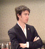 Author photo. <a href=&quot;http://commons.wikimedia.org/wiki/File:Rory_Stewart_headshot.JPG&quot; rel=&quot;nofollow&quot; target=&quot;_top&quot;>http://commons.wikimedia.org/wiki/File:Rory_Stewart_headshot.JPG</a>