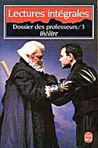 Dossier des professeurs /3. Lectures…