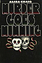 Murder Goes Mumming by Alisa Craig