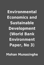 Environmental Economics and Sustainable…