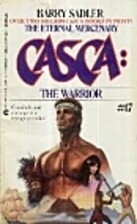 Casca #17: The Warrior by Barry Sadler