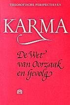 Karma, de wet van oorzaak en gevolg by…