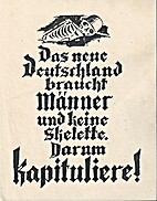 Das neue Deutschland braucht Männer und…