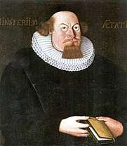 Author photo. Portrait by Melhus (1684)