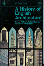 A History of English Architecture by Peter…