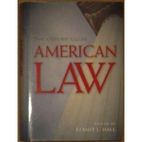 The Oxford Guide to the American Law by…