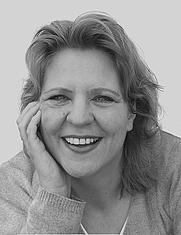 Author photo. Martina Borger