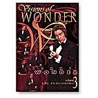 Tommy Wonder Visions of Wonder, Volume 3 by…