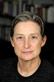 Author photo. Judith Butler