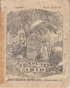 Agricultural Almanac for the Year 1888. by…