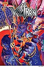 Voltron # 4 by Brandon Thomas