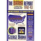 The Barna Report, 1992-93: America Renews…
