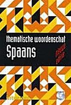 Thematische woordenschat Spaans by José…