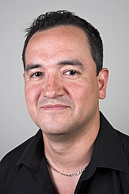 Author photo. Tony Gonzales