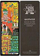 Hundertwasser Book Mark Lesezeichen Signet…