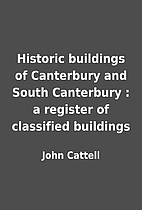 Historic buildings of Canterbury and South…