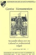 Gentse Monumenten - verzamelde teksten over…