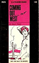 Coming Out...West by Billy Peale