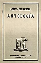 Antología by Miguel Hernández