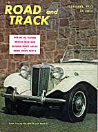 Road & Track 1953-02 (February 1953) Vol. 4…