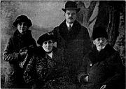 Author photo. fotografaĵo el libro Galerio de Zamenhofoj (Edvardo WIESENFELD, Kolonjo 1925)