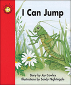 I Can Jump by Joy Cowley