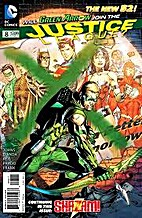 Justice League #8 by Geoff Johns