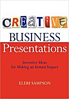 Creative Business Presentations by Eleri…