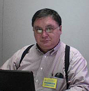 Author photo. Spectrum Literary Agency