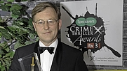 Author photo. THE CRIME WRITERS' ASSOCIATION®