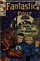 Fantastic Four [1961] #45 by Stan Lee