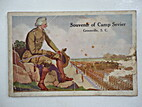 Souvenir of Camp Sevier, Greenville, S.C. by…
