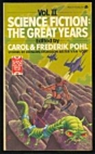 Science Fiction: The Great Years Vol II by…