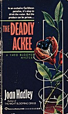 The Deadly Ackee by Joan Hadley