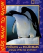 Penguins and Polar Bears Animals of the Ice…