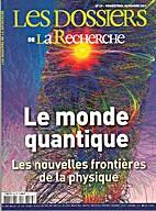 Le monde quantique - Les nouvelles…