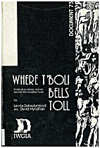 Where T'boli bells toll: Political ecology…