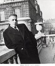 Author photo. Francis Poulenc (1899-1963) / Photo © <a href=&quot;http://www.bildarchivaustria.at&quot;>ÖNB/Wien</a>
