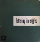 Lettering inc styles - condensed edition